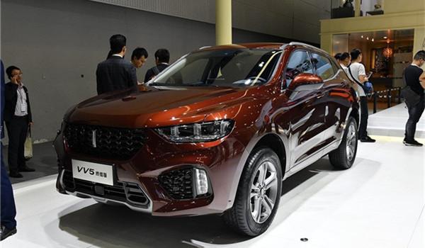 WEY VV5八月销量 2019年8月销量1450辆(销量排名第118) WEY VV5八月销量 2019年8月销量1450辆(销量排名第118) SUV车型销量 第2张