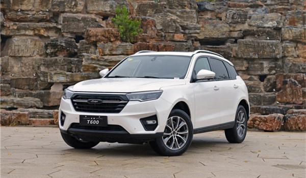 众泰T600八月销量 2019年8月销量1320辆(销量排名第122) 众泰T600八月销量 2019年8月销量1320辆(销量排名第122) SUV车型销量 第1张