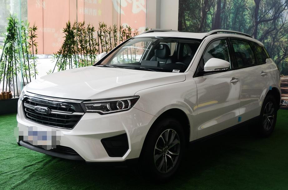 众泰T600八月销量 2019年8月销量1320辆(销量排名第122) 众泰T600八月销量 2019年8月销量1320辆(销量排名第122) SUV车型销量 第3张