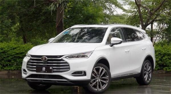 比亚迪唐八月销量 2019年8月销量2625辆(销量排名第84) 比亚迪唐八月销量 2019年8月销量2625辆(销量排名第84) SUV车型销量 第2张