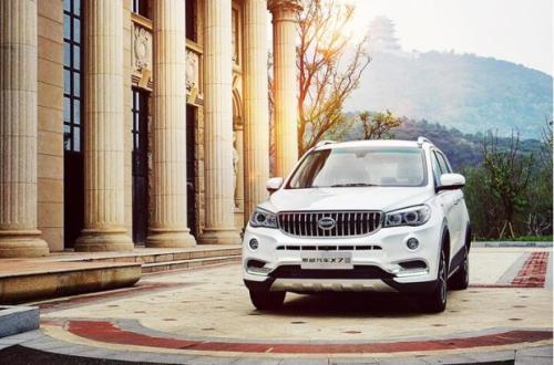 SWM斯威X7八月销量 2019年8月销量990辆(销量排名第137) SWM斯威X7八月销量 2019年8月销量990辆(销量排名第137) SUV车型销量 第5张