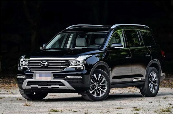广汽传祺GS8八月销量 2019年8月销量1621辆(销量排名第113) 广汽传祺GS8八月销量 2019年8月销量1621辆(销量排名第113) SUV车型销量 第1张