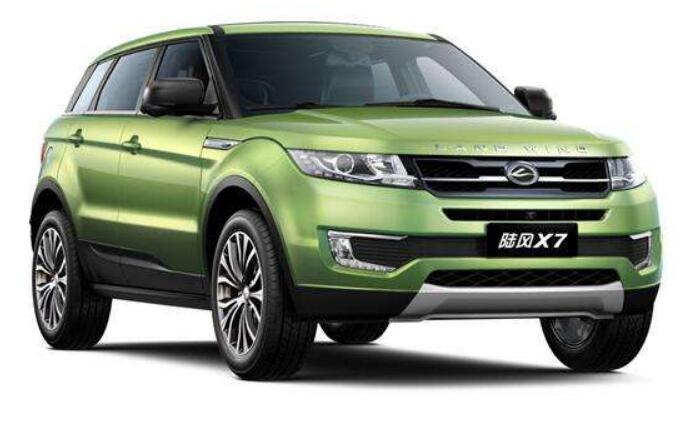 陆风X7八月销量 2019年8月销量731辆(销量排名第157) 陆风X7八月销量 2019年8月销量731辆(销量排名第157) SUV车型销量 第4张