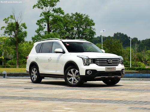 广汽传祺GS7八月销量 2019年7月销量385辆(销量排名第182) 广汽传祺GS7八月销量 2019年7月销量385辆(销量排名第182) SUV车型销量 第3张