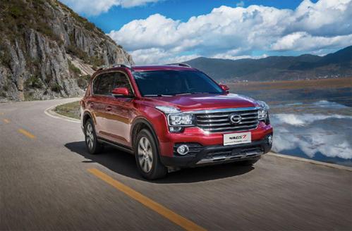 广汽传祺GS7八月销量 2019年7月销量385辆(销量排名第182) 广汽传祺GS7八月销量 2019年7月销量385辆(销量排名第182) SUV车型销量 第5张