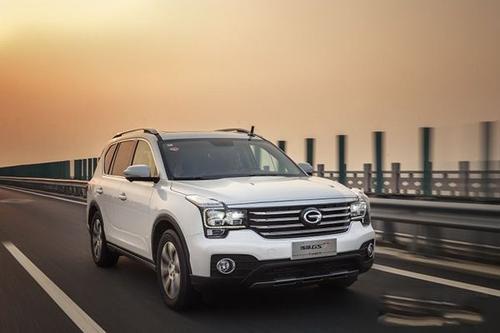 广汽传祺GS7八月销量 2019年7月销量385辆(销量排名第182) 广汽传祺GS7八月销量 2019年7月销量385辆(销量排名第182) SUV车型销量 第4张