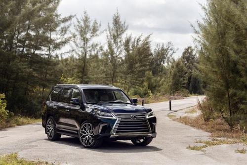 雷克萨斯LX八月销量 2019年8月销量496辆(销量排名第182) 雷克萨斯LX八月销量 2019年8月销量496辆(销量排名第182) SUV车型销量 第1张