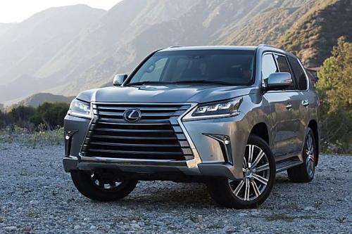 雷克萨斯LX八月销量 2019年8月销量496辆(销量排名第182) 雷克萨斯LX八月销量 2019年8月销量496辆(销量排名第182) SUV车型销量 第4张