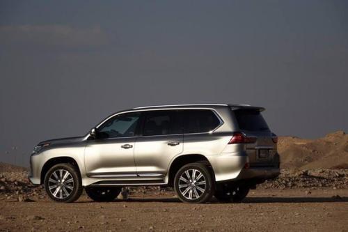 雷克萨斯LX八月销量 2019年8月销量496辆(销量排名第182) 雷克萨斯LX八月销量 2019年8月销量496辆(销量排名第182) SUV车型销量 第5张