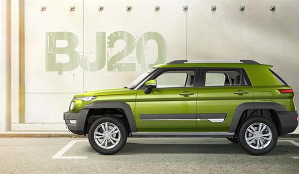 北京(BJ)20八月销量 2019年8月销量76辆(销量排名第230) 北京(BJ)20八月销量 2019年8月销量76辆(销量排名第230) SUV车型销量 第3张
