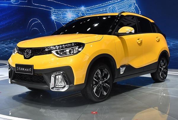 东风风神AX4八月销量 2019年8月销量18辆(销量排名第250) 东风风神AX4八月销量 2019年8月销量18辆(销量排名第250) SUV车型销量 第1张