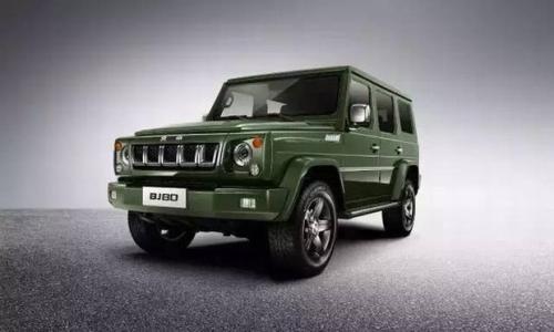北京BJ80八月销量 2019年8月销量18辆(销量排名第235) 北京BJ80八月销量 2019年8月销量18辆(销量排名第235) SUV车型销量 第5张