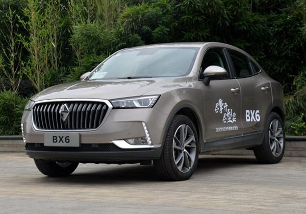 宝沃BX6八月销量 2019年8月销量14辆(销量排名第252) 宝沃BX6八月销量 2019年8月销量14辆(销量排名第252) SUV车型销量 第2张