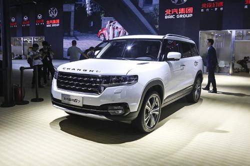 昌河Q7八月销量 2019年8月销量18辆(销量排名第234) 昌河Q7八月销量 2019年8月销量18辆(销量排名第234) SUV车型销量 第1张