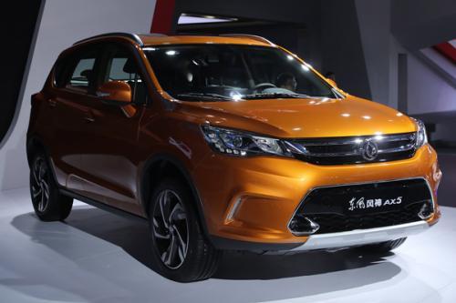 东风风神AX5八月销量 2019年8月销量70辆(销量排名第220) 东风风神AX5八月销量 2019年8月销量70辆(销量排名第220) SUV车型销量 第5张