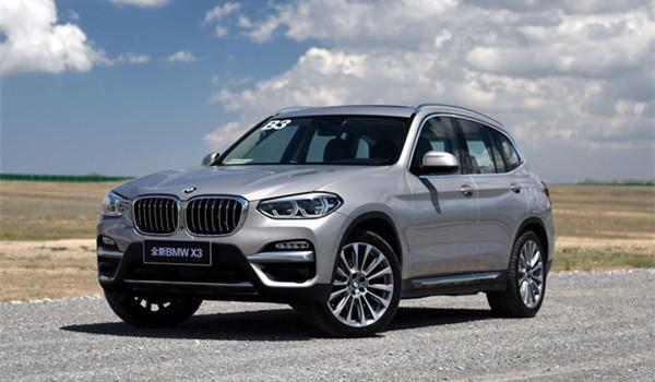 宝马X3七月销量 2019年7月销量10760辆(销量排名第14) 宝马X3七月销量 2019年7月销量10760辆(销量排名第14) SUV车型销量 第2张