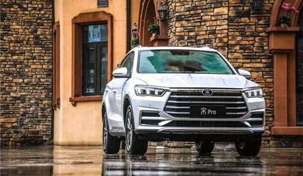 比亚迪宋pro七月销量 2019年7月销量5542辆(销量排名第38) 比亚迪宋pro七月销量 2019年7月销量5542辆(销量排名第38) SUV车型销量 第1张