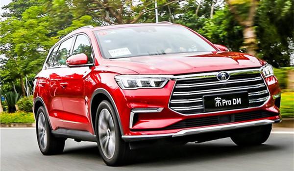 比亚迪宋pro七月销量 2019年7月销量5542辆(销量排名第38) 比亚迪宋pro七月销量 2019年7月销量5542辆(销量排名第38) SUV车型销量 第2张