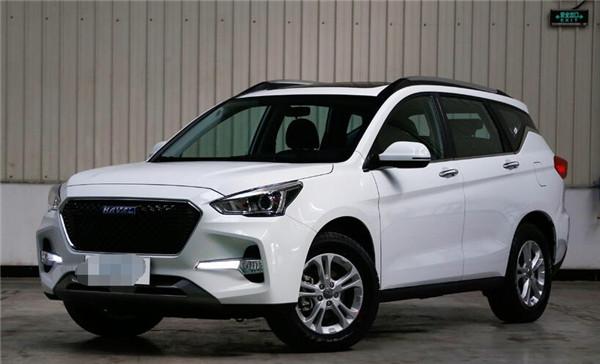 哈弗M6七月销量 2019年7月销量5052辆(销量排名第41) 哈弗M6七月销量 2019年7月销量5052辆(销量排名第41) SUV车型销量 第3张