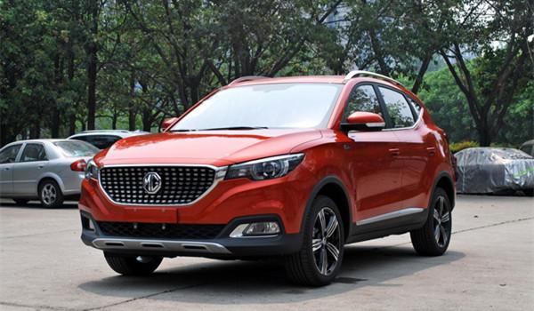名爵ZS七月销量 2019年7月销量8956辆(销量排名第21) 名爵ZS七月销量 2019年7月销量8956辆(销量排名第21) SUV车型销量 第3张