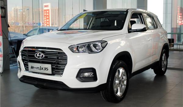 现代ix35七月销量 2019年7月销量8195辆(销量排名第25) 现代ix35七月销量 2019年7月销量8195辆(销量排名第25) SUV车型销量 第1张