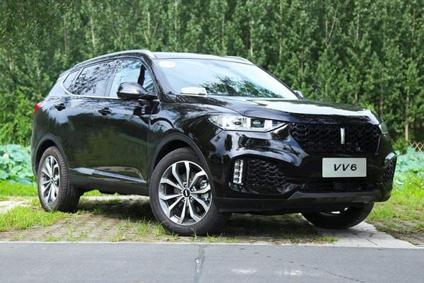 WEY VV6七月销量 2019年7月销量4636辆(销量排名第49) WEY VV6七月销量 2019年7月销量4636辆(销量排名第49) SUV车型销量 第1张