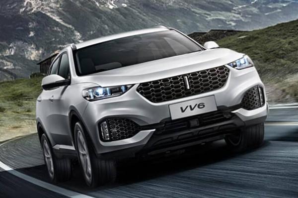 WEY VV6七月销量 2019年7月销量4636辆(销量排名第49) WEY VV6七月销量 2019年7月销量4636辆(销量排名第49) SUV车型销量 第2张