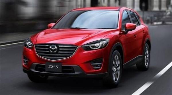马自达CX-5七月销量 2019年7月销量3379辆(销量排名第67) 马自达CX-5七月销量 2019年7月销量3379辆(销量排名第67) SUV车型销量 第4张