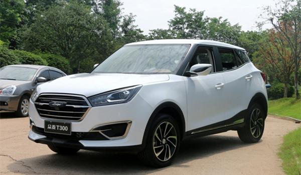 众泰T300七月销量 2019年7月销量4551辆(销量排名第50) 众泰T300七月销量 2019年7月销量4551辆(销量排名第50) SUV车型销量 第4张