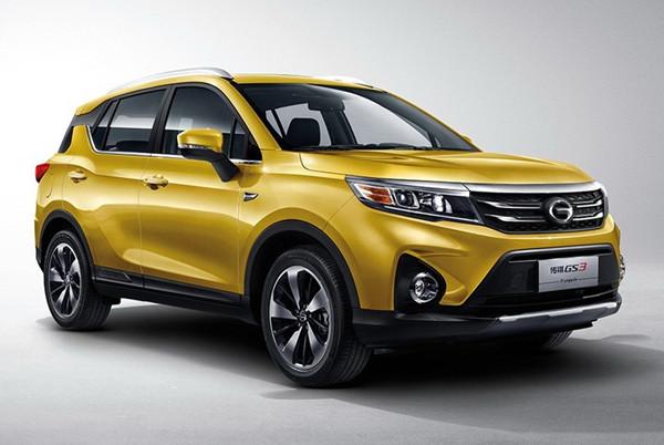 广汽传祺GS3七月销量 2019年7月销量4325辆(销量排名第54) 广汽传祺GS3七月销量 2019年7月销量4325辆(销量排名第54) SUV车型销量 第2张