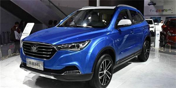 奔腾X40七月销量 2019年7月销量3026辆(销量排名第73) 奔腾X40七月销量 2019年7月销量3026辆(销量排名第73) SUV车型销量 第3张