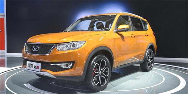 奔腾X40七月销量 2019年7月销量3026辆(销量排名第73) 奔腾X40七月销量 2019年7月销量3026辆(销量排名第73) SUV车型销量 第4张