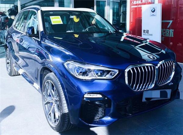 宝马X5七月销量 2019年7月销量2018辆(销量排名第100) 宝马X5七月销量 2019年7月销量2018辆(销量排名第100) SUV车型销量 第4张