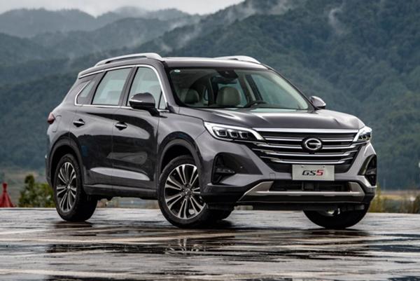 广汽传祺GS5七月销量 2019年7月销量2723辆(销量排名第78) 广汽传祺GS5七月销量 2019年7月销量2723辆(销量排名第78) SUV车型销量 第1张