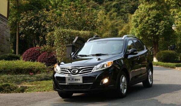 广汽传祺GS5七月销量 2019年7月销量2723辆(销量排名第78) 广汽传祺GS5七月销量 2019年7月销量2723辆(销量排名第78) SUV车型销量 第3张