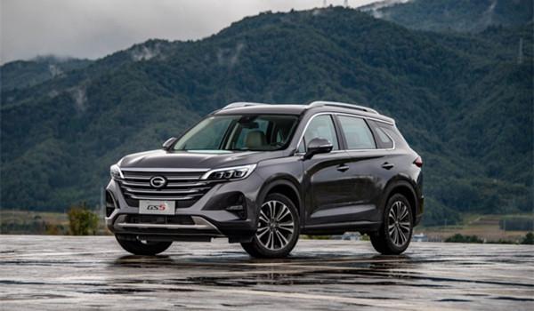 广汽传祺GS5七月销量 2019年7月销量2723辆(销量排名第78) 广汽传祺GS5七月销量 2019年7月销量2723辆(销量排名第78) SUV车型销量 第4张