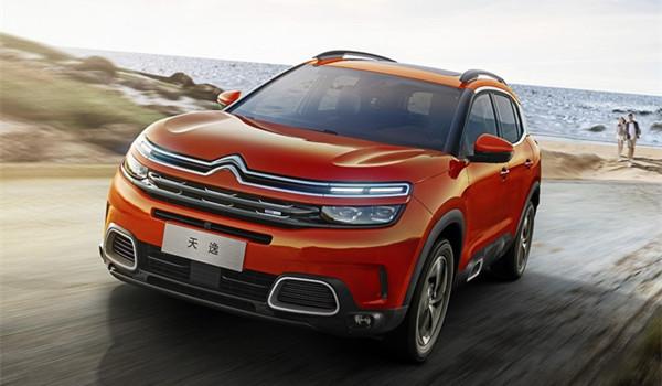 雪铁龙天逸 C5 AIRCROSS七月销量 2019年7月销量1667辆(销量排名第105) 雪铁龙天逸 C5 AIRCROSS七月销量 2019年7月销量1667辆(销量排名第105) SUV车型销量 第3张