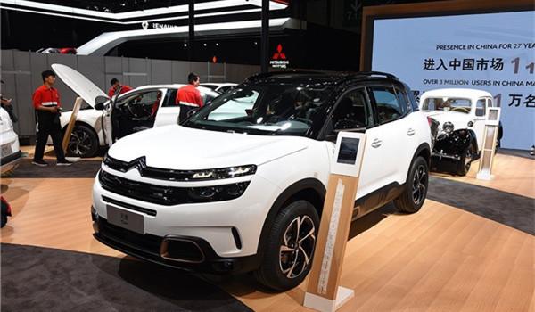 雪铁龙天逸 C5 AIRCROSS七月销量 2019年7月销量1667辆(销量排名第105) 雪铁龙天逸 C5 AIRCROSS七月销量 2019年7月销量1667辆(销量排名第105) SUV车型销量 第4张