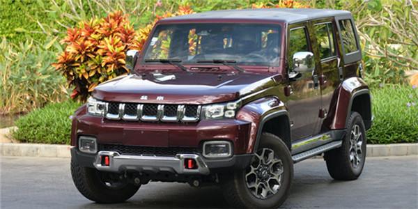 北京BJ40七月销量 2019年7月销量1594辆(销量排名第110) 北京BJ40七月销量 2019年7月销量1594辆(销量排名第110) SUV车型销量 第4张