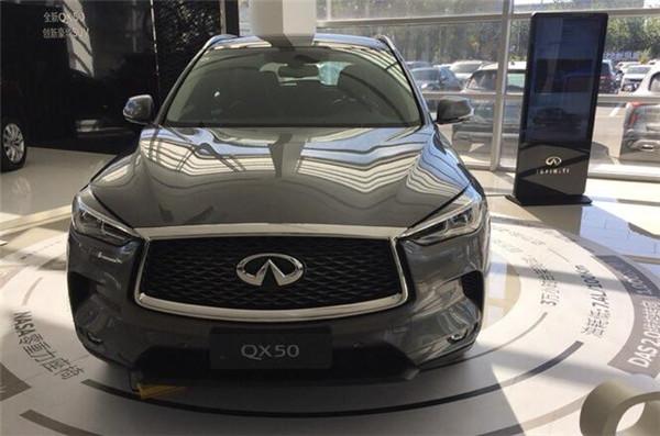 英菲尼迪QX50七月销量 2019年7月销量1562辆(销量排名第111) 英菲尼迪QX50七月销量 2019年7月销量1562辆(销量排名第111) SUV车型销量 第4张