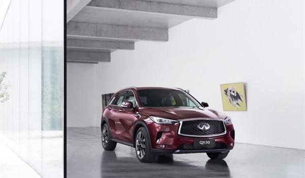 英菲尼迪QX50七月销量 2019年7月销量1562辆(销量排名第111) 英菲尼迪QX50七月销量 2019年7月销量1562辆(销量排名第111) SUV车型销量 第3张