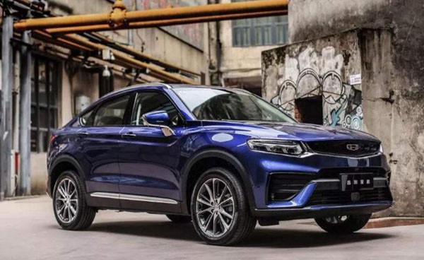 吉利星越七月销量 2019年7月销量2140辆(销量排名第95) 吉利星越七月销量 2019年7月销量2140辆(销量排名第95) SUV车型销量 第1张