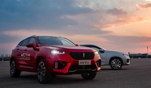 WEY VV7七月销量 2019年7月销量1191辆(销量排名第129) WEY VV7七月销量 2019年7月销量1191辆(销量排名第129) SUV车型销量 第4张