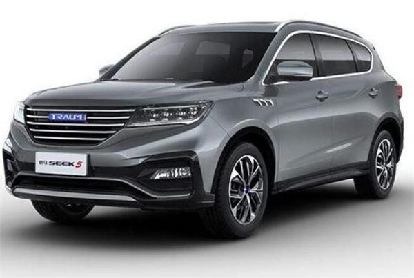 君马SEEK 5七月销量 2019年7月销量1514辆(销量排名第115) 君马SEEK 5七月销量 2019年7月销量1514辆(销量排名第115) SUV车型销量 第2张