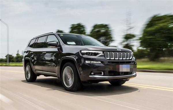 Jeep大指挥官七月销量 2019年7月销量1101辆(销量排名第135) Jeep大指挥官七月销量 2019年7月销量1101辆(销量排名第135) SUV车型销量 第4张