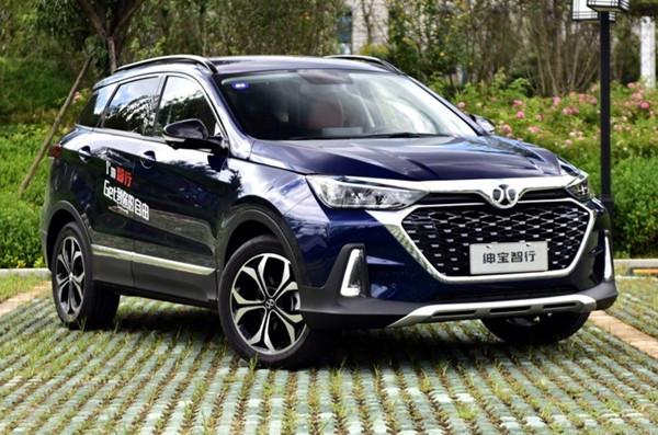 北京汽车智行七月销量 2019年7月销量1039辆(销量排名第141) 北京汽车智行七月销量 2019年7月销量1039辆(销量排名第141) SUV车型销量 第1张