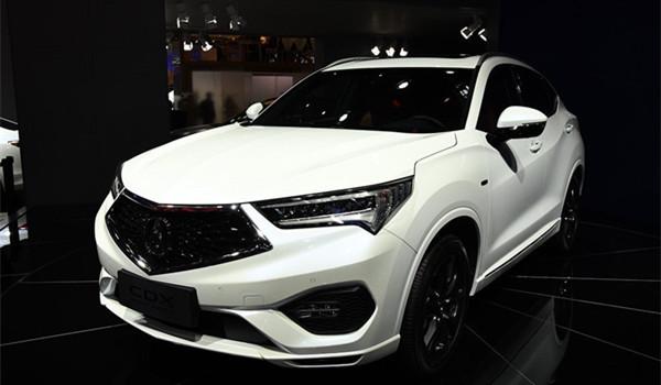 讴歌CDX七月销量 2019年7月销量735辆(销量排名第168) 讴歌CDX七月销量 2019年7月销量735辆(销量排名第168) SUV车型销量 第3张