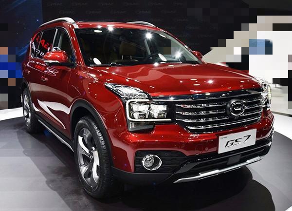 广汽传祺GS7七月销量 2019年7月销量527辆(销量排名第177) 广汽传祺GS7七月销量 2019年7月销量527辆(销量排名第177) SUV车型销量 第2张