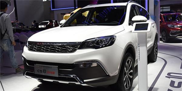 猎豹CS10七月销量 2019年7月销量432辆(销量排名第185) 猎豹CS10七月销量 2019年7月销量432辆(销量排名第185) SUV车型销量 第3张
