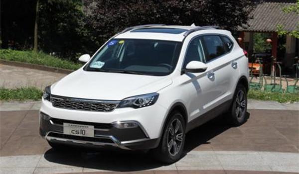 猎豹CS10七月销量 2019年7月销量432辆(销量排名第185) 猎豹CS10七月销量 2019年7月销量432辆(销量排名第185) SUV车型销量 第4张